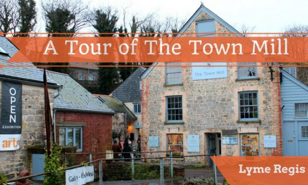 The Town Mill Lyme Regis