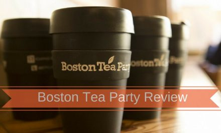 Boston Tea Party Honiton Cafe Review