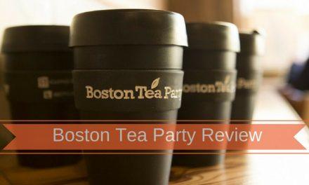 Boston Tea Party Honiton Cafe Review
