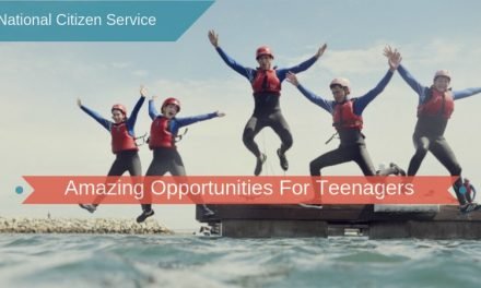 National Citizen Service – a fantastic opportunity for teenagers