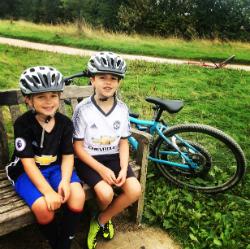 Beginner's Guide To Mountain Biking boys