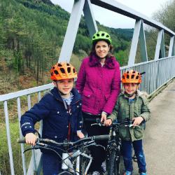 Beginner's Guide To Mountain Biking family