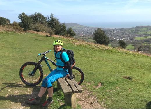 beginner's guide and tips for mountain biking Biking Bike Guide Devon