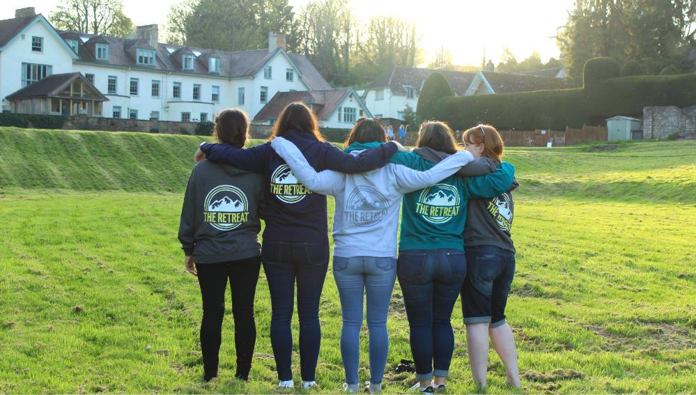 Outdoor Adventures at Croydon Hall Group Photo