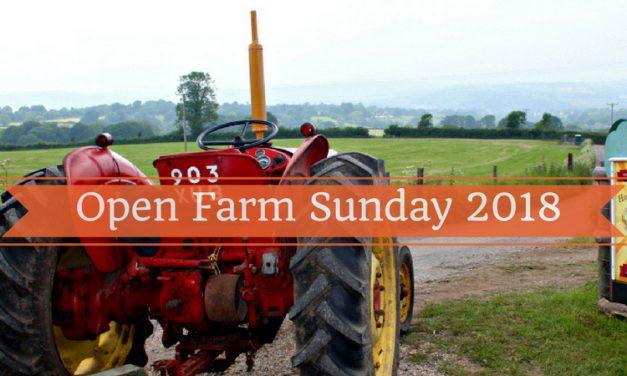 Open Farm Sunday 2018