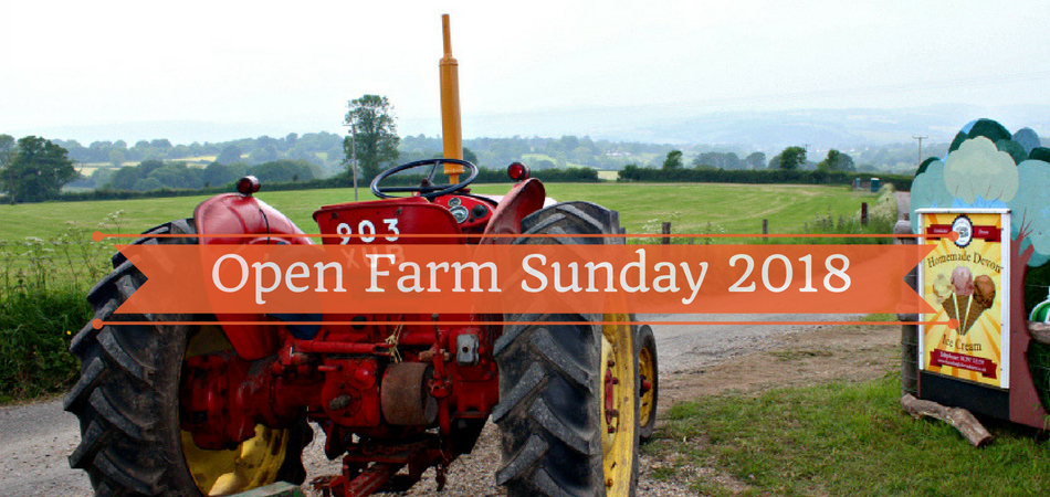 Open Farm Sunday 2018