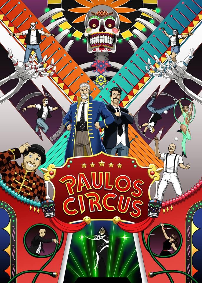 Paulos Circus poster