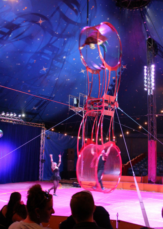Paulos Circus spinners