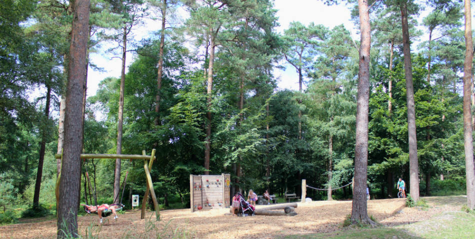 Active Days Out Go Ape play area and Gruffalo trail