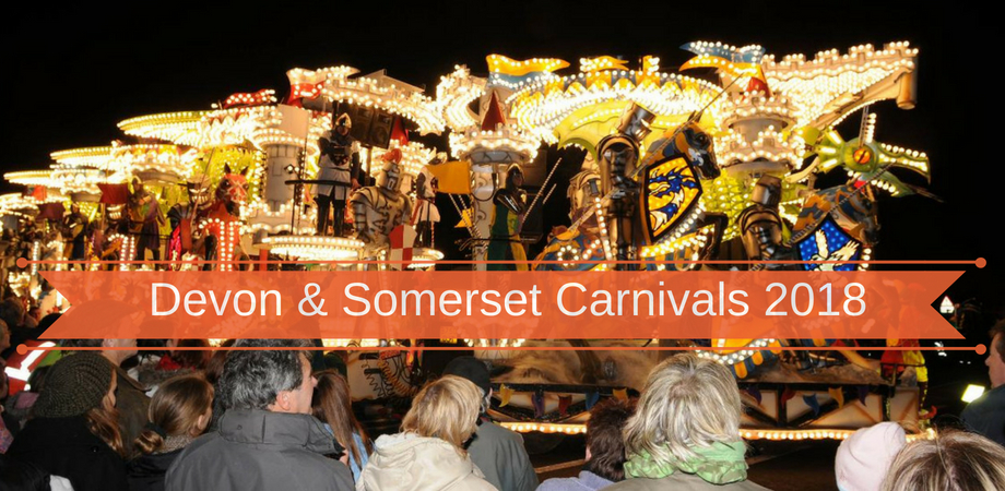 West Country Carnival Dates