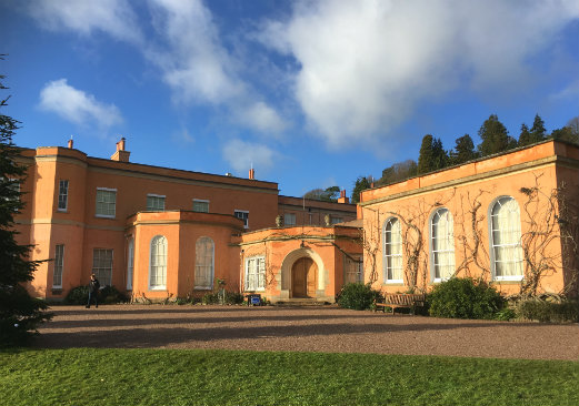 Devon Days Out Killerton National Trust