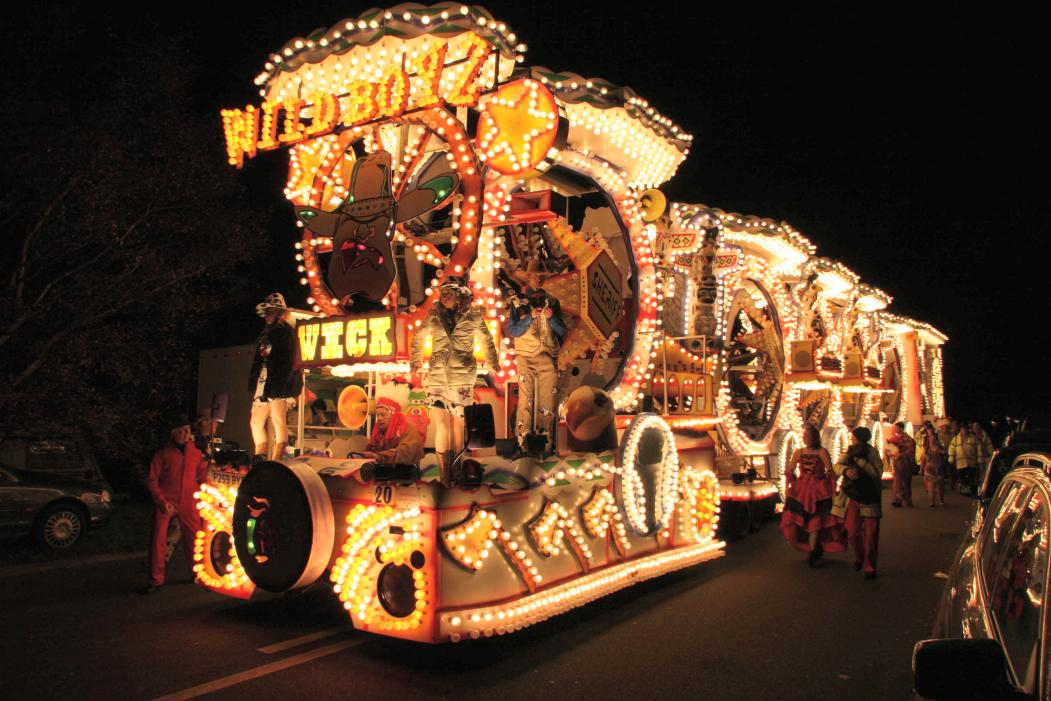 Somerset Carnivals - picture credit Swift Owners Club
