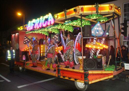 Devon and Somerset carnival dates credit East Devon 24