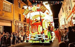 Devon and Somerset carnival dates picture credit Visit Somerset