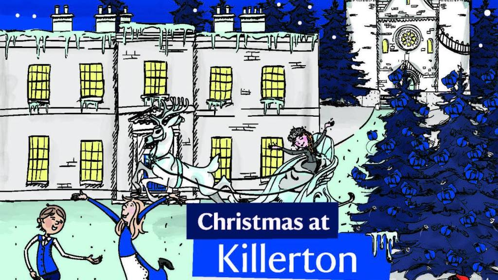 KILLERTON Christmas 2018