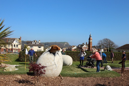 Great Reasons to Visit Seaton Jurassic Adventure Golf