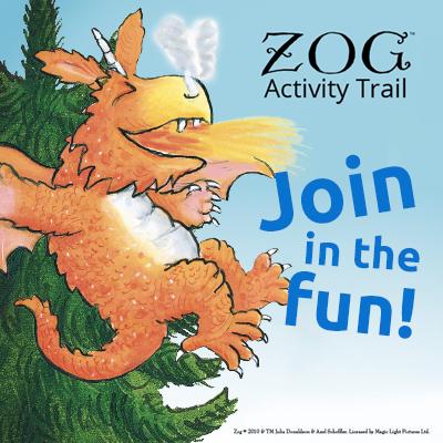 Zog Activity trail Haldon Forest