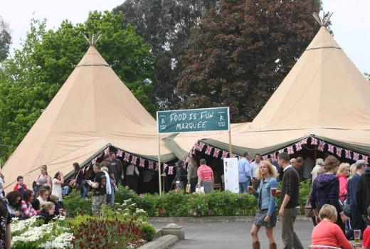 Fantastic Devon Festivals South West festival of food and Drink
