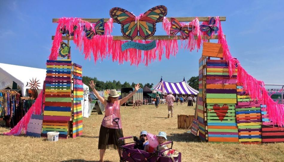 Fantastic Devon Festivals Glas-Denbury Festival
