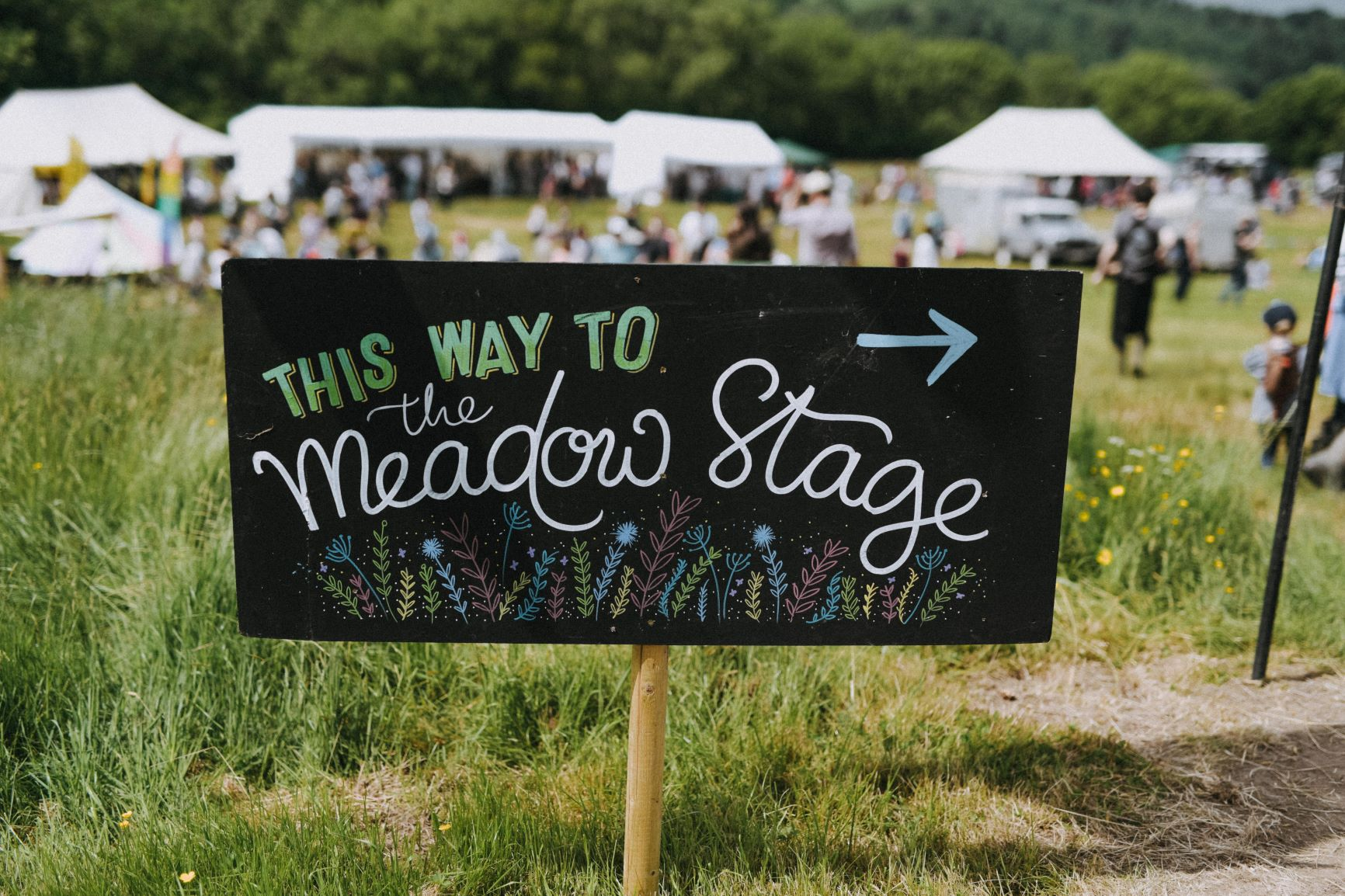 River Cottage Festival sign credit MattAustin
