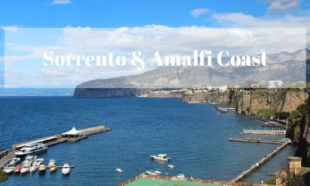 Exploring Sorrento and the Amalfi Coast