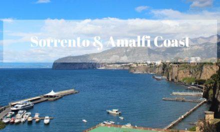 Exploring Sorrento and the Amalfi Coast