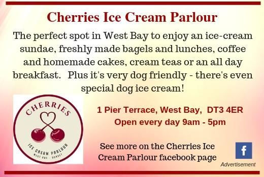 Cherries Ice Cream Parlour West Bay