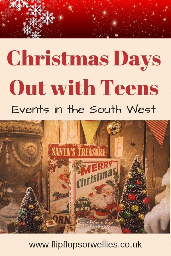 Christmas Days Out With Teens