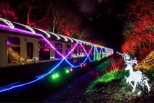 Dartmouth Train of Light