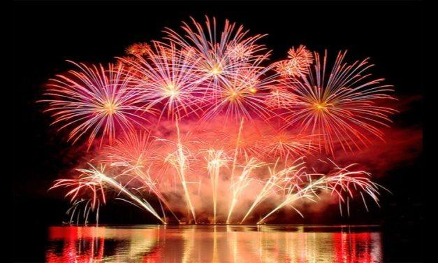 Fireworks Displays Devon, Dorset and Somerset