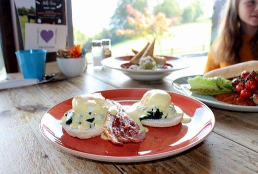 Sunday Brunch Eggs Florentine