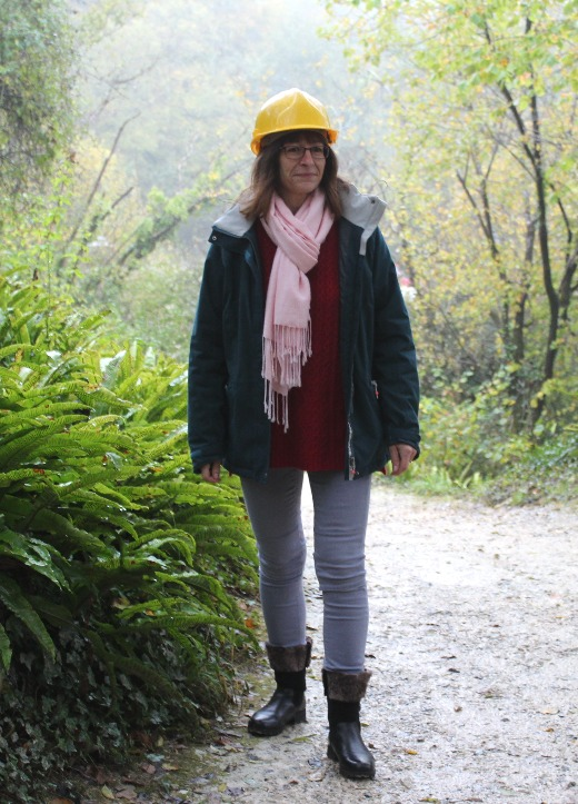 Beer Caves Clare Hotter Boots in yellow hat