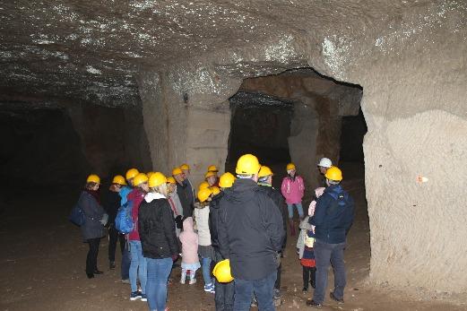 Beer Caves East Devon
