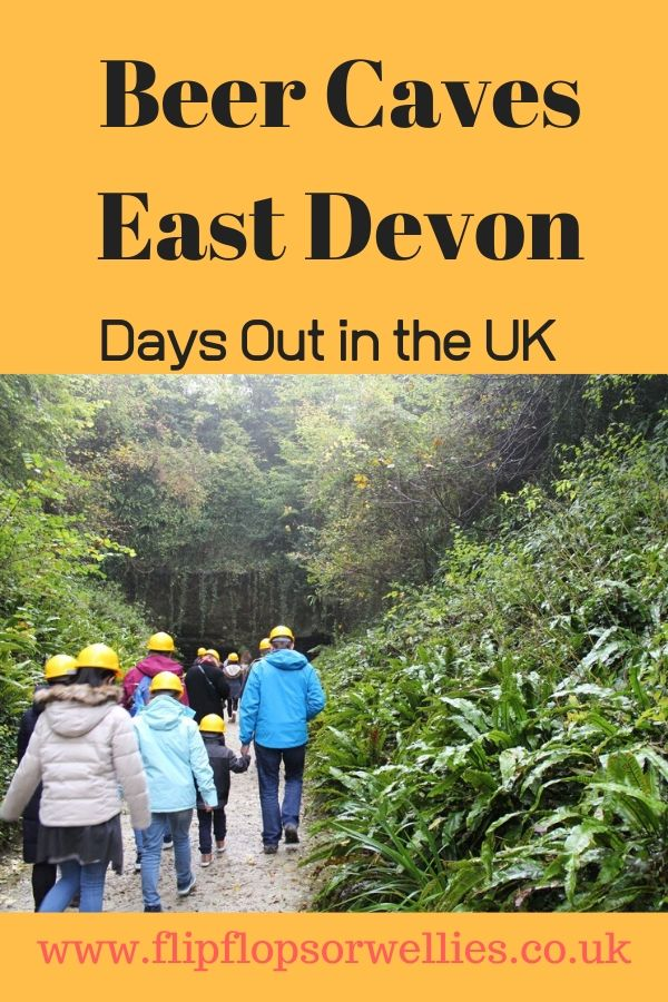 Days out in Devon Beer Caves