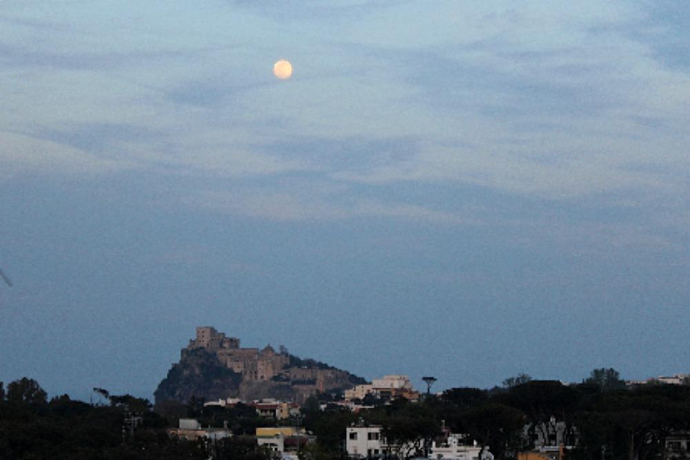 Argonese Castle Ischia