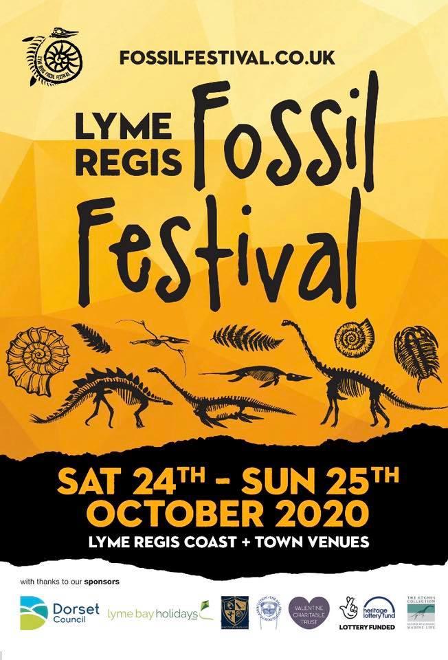 Lyme Regis Fossil Festival