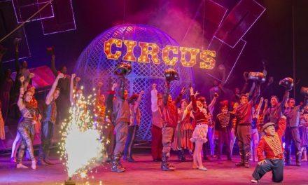 Cirque Berserk Touring Theatre Circus Show