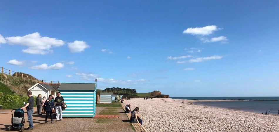 The Best Coast Path Walks in East Devon