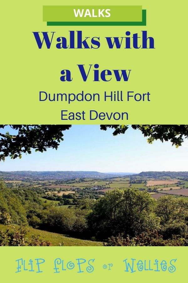 Dumpdon Hill Walk pin for later