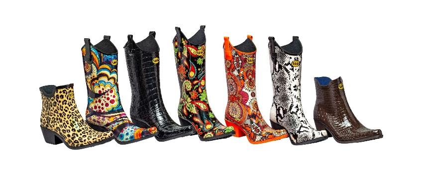 Talolo Boot range